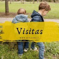 Visitas de menores