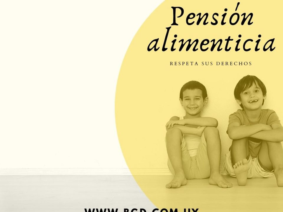 Pensión alimenticia