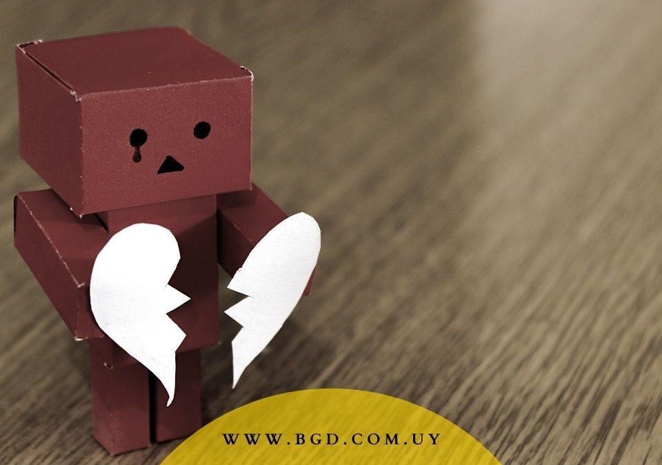 Cómo enfrentar el divorcio